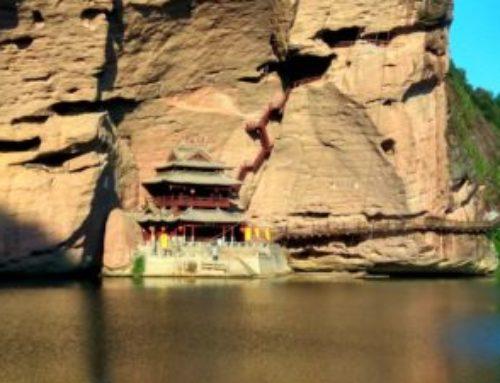 Long Hu Šan, ili Zmaj-tigar planina — sveto mesto taoista