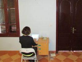 Izolacija u Vijetnamu 2015/6. zbog pisanja Nomada I